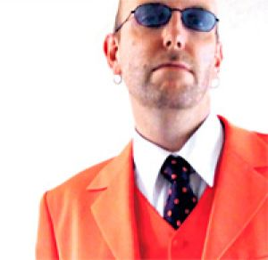 Day 125 Self Portrait As A Typical Aussie Bloke 5: Spring Racing Carnival