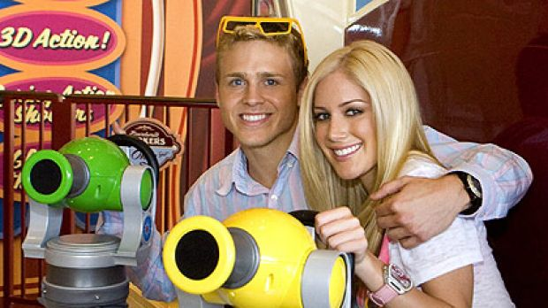 Gotcha ... Spencer Pratt and Heidi Montag wanted to revive their careers.