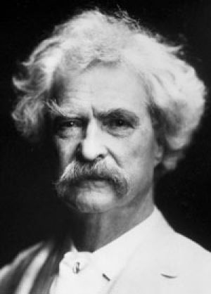 Mark Twain ... letters published.