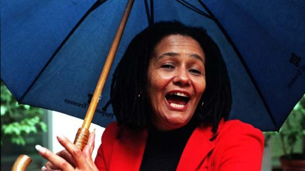 Education campaigner ... activist Roberta Sykes left school at 14 and went on to become a doctor of education.