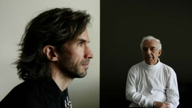 It's in the genes . . . Dimitri Ashkenazy will perform Mozart's Clarinet Concerto with the Sydney Symphony under his ...