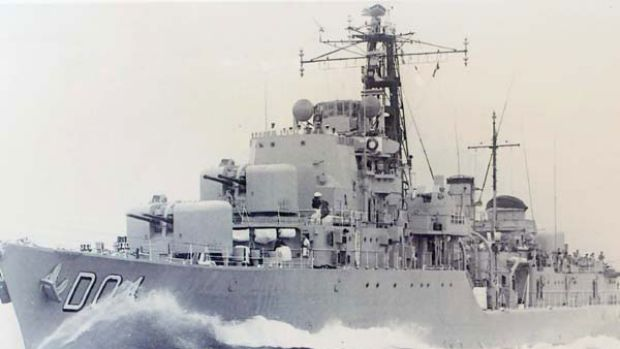The collision between the HMAS Voyager and the aircraft carrier the HMAS Melbourne was one of Australia's worst ...
