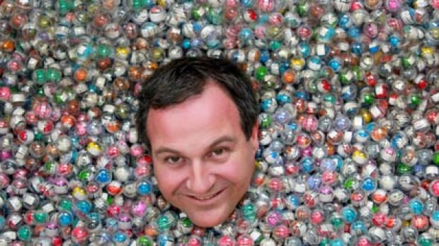 From backpacker travel to a land of toys...entrepreneur Graeme Warring.