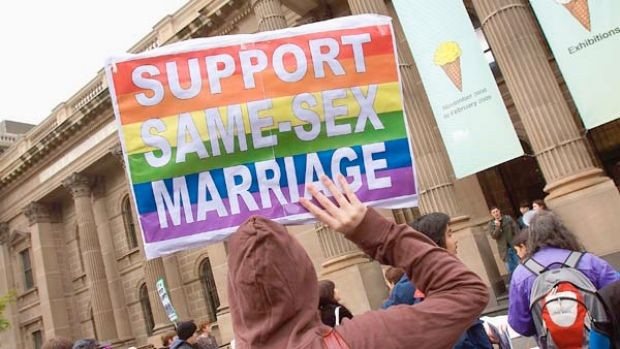 The SDA leaders attitude to same-sex marriage is out of step with its rank-and-file.