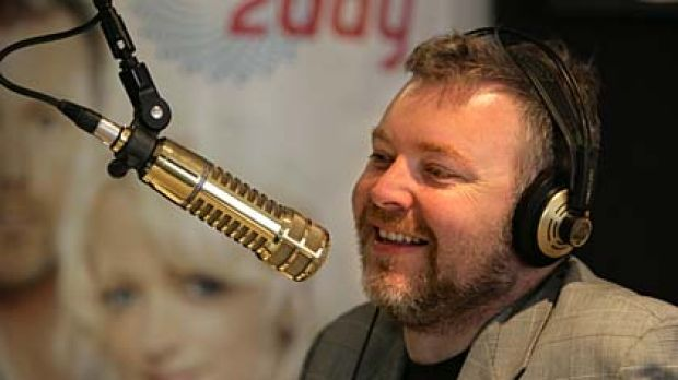 Kyle Sandilands ... sponsors fled in droves.