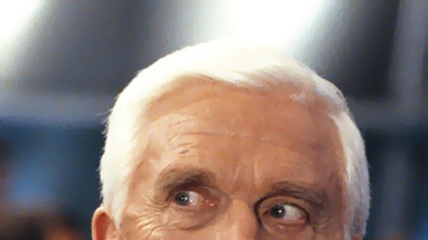 High-flier laid low ... Leslie Nielsen dies at 84.