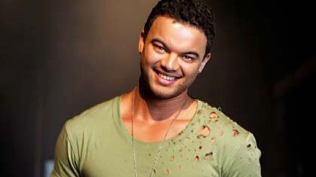 New music video ... Guy Sebastian.
