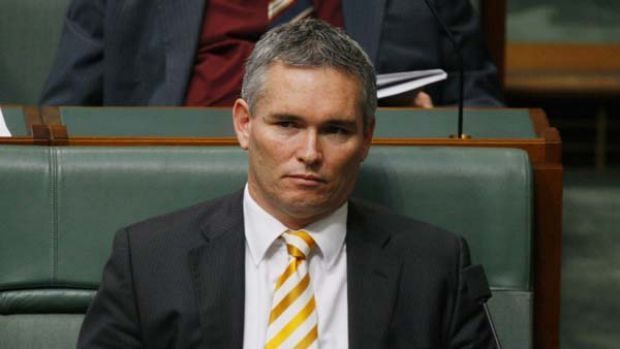 Craig Thomson ... paid for the services of a Sydney escort service with a Health Services union credit card.