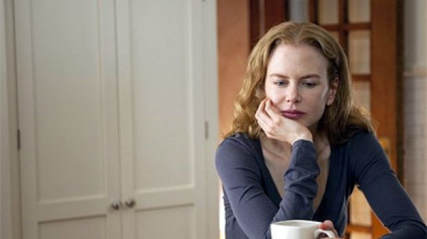 Nicole Kidman as Becca in Rabbit Hole.