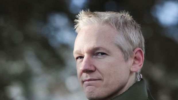 Julian Assange . . . a new type of McCarthyism in the US.