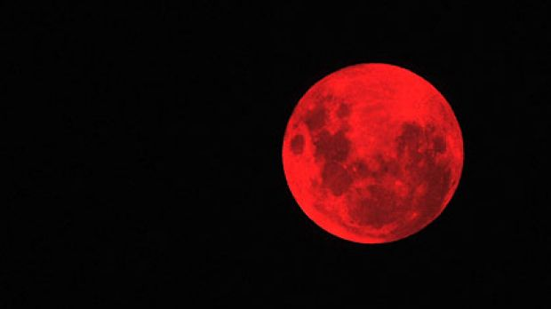 red moon tonight timeline - photo #19