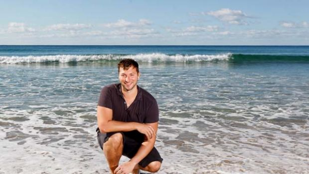Ian Thorpe remembers 2000 with a grin.