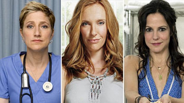 Funny ladies (apparently) ... Nurse Jackie, United States of Tara, Weeds.