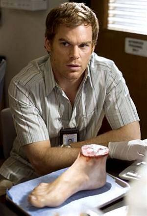 No one would consider calling Dexter a comedy despite its comedic elements.