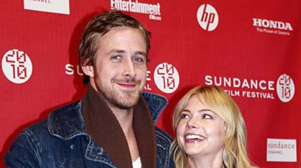 Ryan Gosling and Michelle Williams.