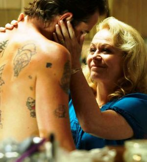 Jacki Weaver as Janine 'Smurf' Cody in <i>Animal Kingdom</i>..