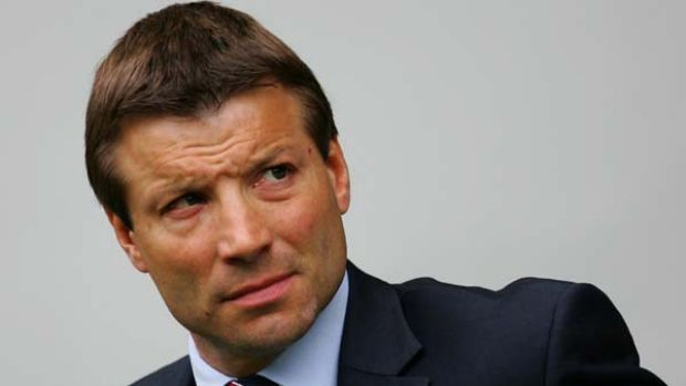 Rob Andrew criticised England's senior player for worrying about money.