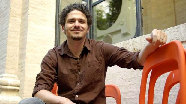 Dave Eggers ... publisher of the satirical novel Donald.