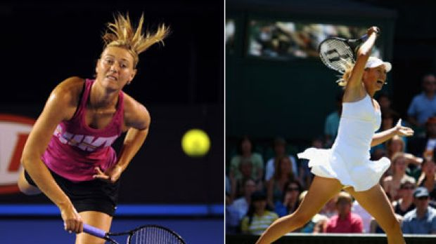 """""""You try to be as good as you can ... and if you don't get there, you don't regret anything"""" ... Maria Sharapova."""