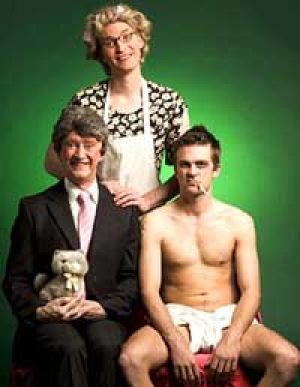 Out Cast Theatre's Midsumma production <i>Mr Braithwaite has a new Boy</i>.