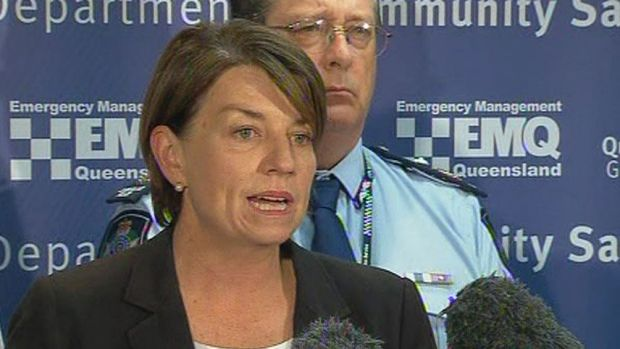 Anna Bligh has called on Queenslanders to stay strong.