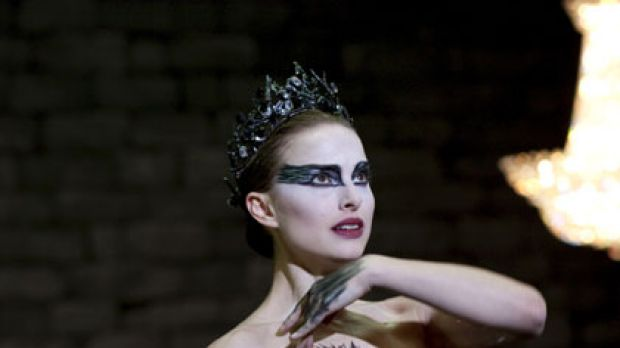 O for Oscar ... Natalie Portman is favoured to take out the Academy Award for Best Actress for her role in <i>Black Swan</i>.
