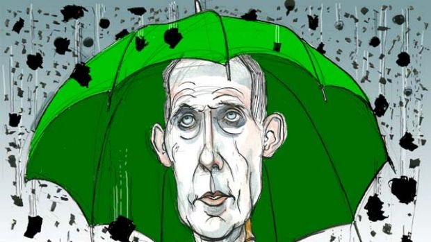 Bob Brown ... old enough to know better.