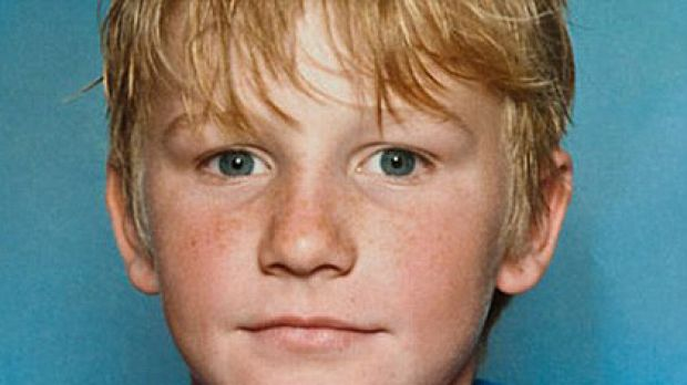 Hero brother ... Jordan Rice, 13, drowned in Toowoomba after insisting his younger brother be rescued first.