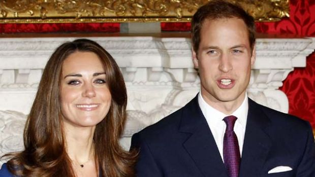 Wedding planners . . .  Prince William and Kate Middleton have 100 days to go before their big day and a long list of ...