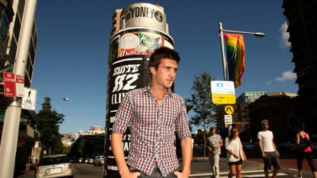 ''No idea what to do'' ... William Field, a youth worker, was beaten and abused at school for being gay. A new program ...