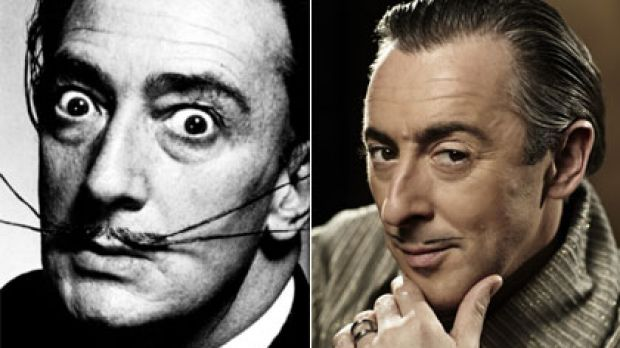 Guide to the underworld ... Salvador Dali's life was as incredible as his art, says the writer and director Philippe ...
