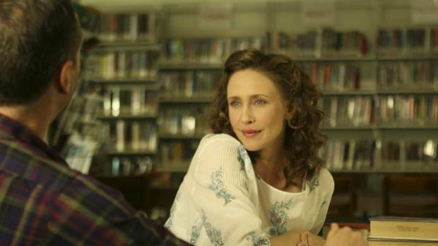 Vera Farmiga launches her directing debut at the Sundance Film Festival with <i>Higher Ground</i>, in which she also ...