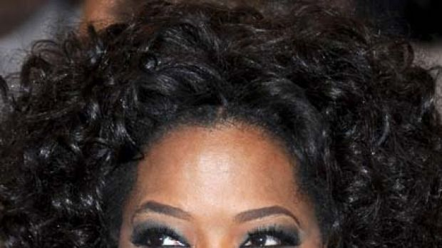 Oprah Winfrey .. .told her audience she has a half-sister.