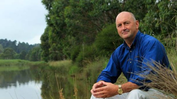 Has a good reputation in the bush ... Craig Knowles near his home in Bowral. His appointment is applauded by some and ...