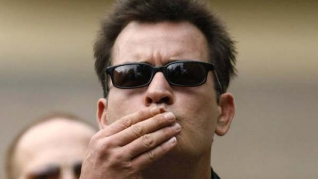 Charlie Sheen has battled various drink and drug problems.