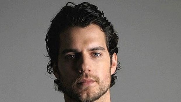 British actor Henry Cavill will play the new Superman.