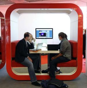 """""""Content is no longer king""""... music industry executives at the Midem trade fair in Cannes."""
