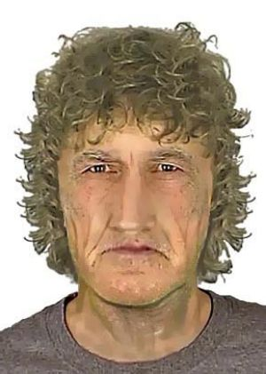 Indecent exposure ... an image of the man police wish to speak to over the Northcote 'pantyhose' incident.