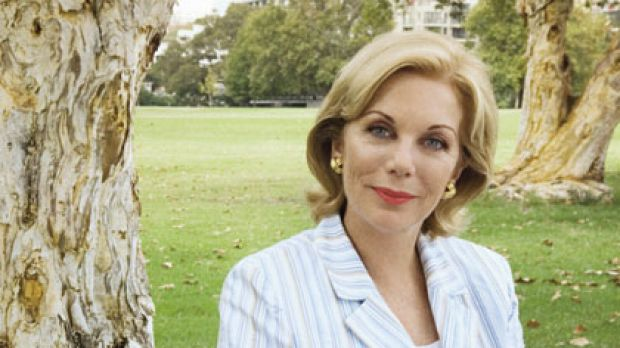 Keeping busy  ... Ita Buttrose.