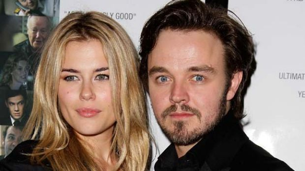 Breached an AVO ... Matthew Newton allegedly telephoned Rachael Taylor.