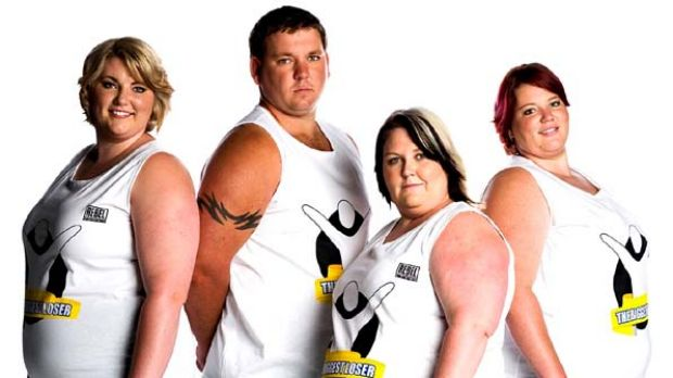 The Duncans on the Biggest Loser.