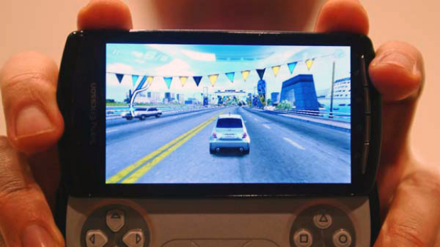 The PlayStation Phone, Sony Ericsson's Xperia Play.