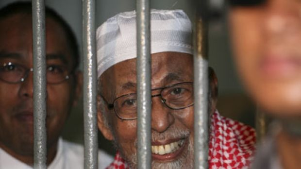 """""""All made up"""" ... Bashir speaks from his holding cell."""