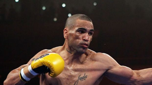 Anthony Mundine ... will avenge his defeat to Garth Wood on April 13.