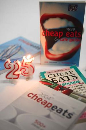 Cheap Eats turns 25.
