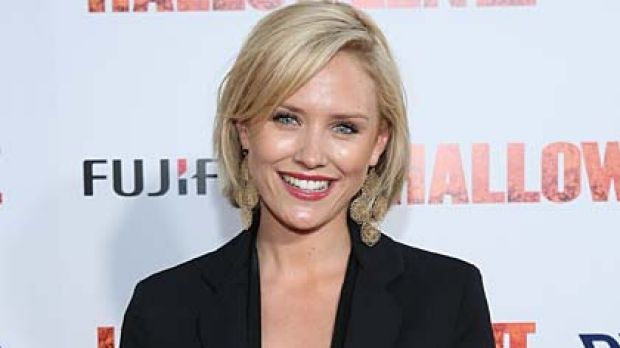 """""""I hope they leave it all in."""" Nicky Whelan."""