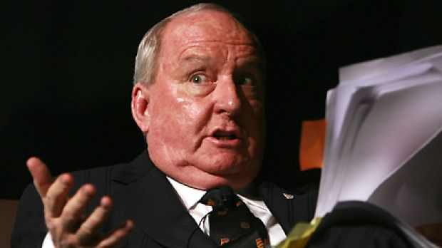 "Alan Jones ""researched the figures himself"", 2GB told ACMA."