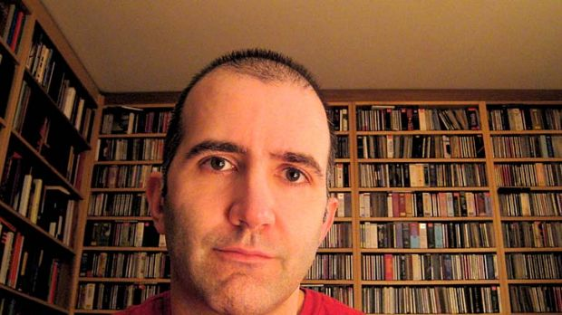 The New Yorker's music critic, Alex Ross.