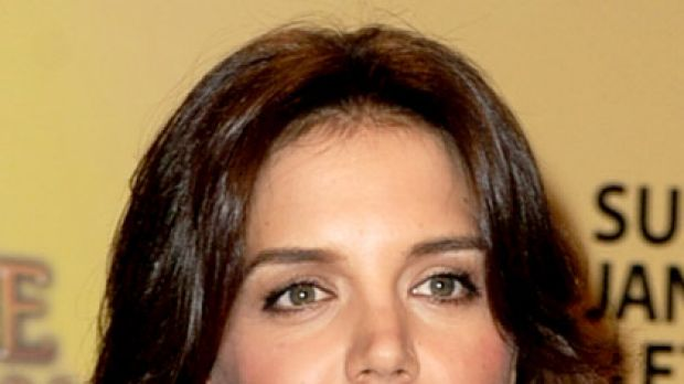 Malicious claims ... Katie Holmes sues over drug addiction insinuations.