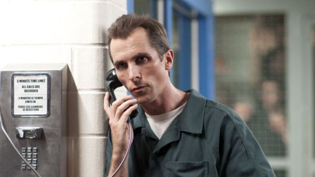 Christian Bale as Dick Ecklund in the critically acclaimed movie, <i>The Fighter</i>.